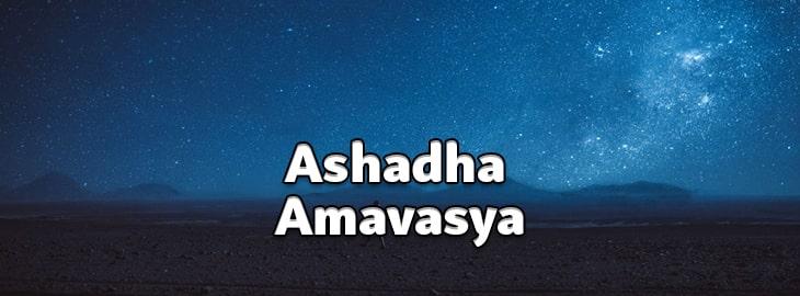 Ashadha Amavasya