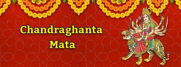 Maa Chandraghanta Puja