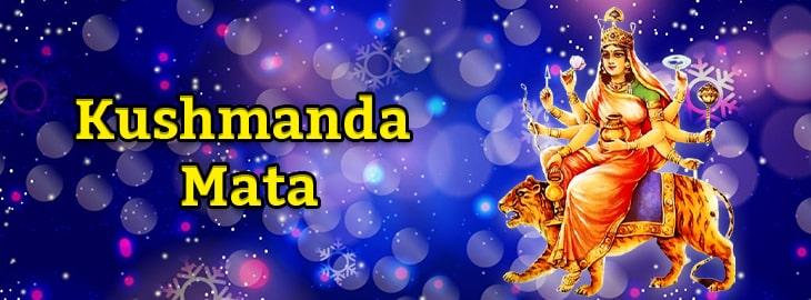 Maa Kushmanda Puja
