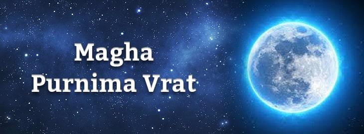 Magha Purnima Vrat