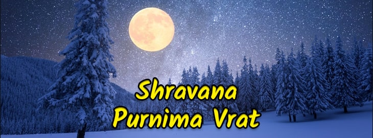 Shravana Purnima Vrat
