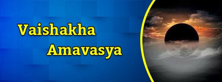 Vaishakha Amavasya