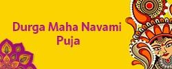 Durga Maha Navami Puja