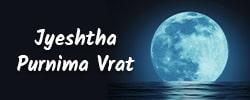 Jyeshtha Purnima Vrat