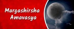 Margashirsha Amavasya