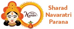 Sharad Navratri Parana