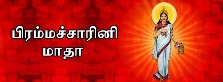 பிரம்மச்சாரினி மாதா