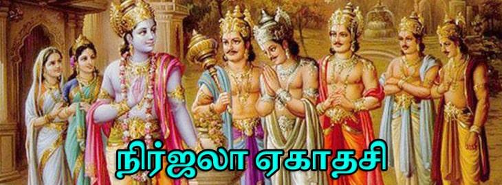நிர்ஜலா ஏகாதாசி