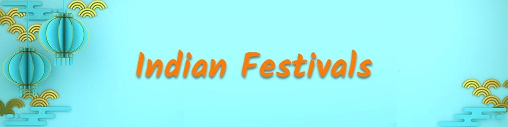 Festivals Banner