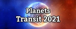 Planet Transit 2020