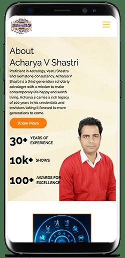Star Astrologer Mobile App